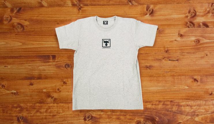 ジャッカル スクエアロゴTシャツ