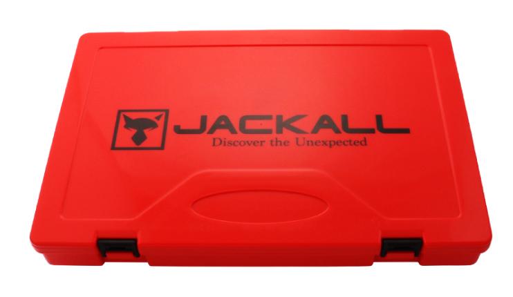 ジャッカル タックルボックス 2800D & 3000D